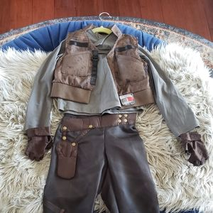 Star Wars Costume Jyn Erso Costume Rogue One